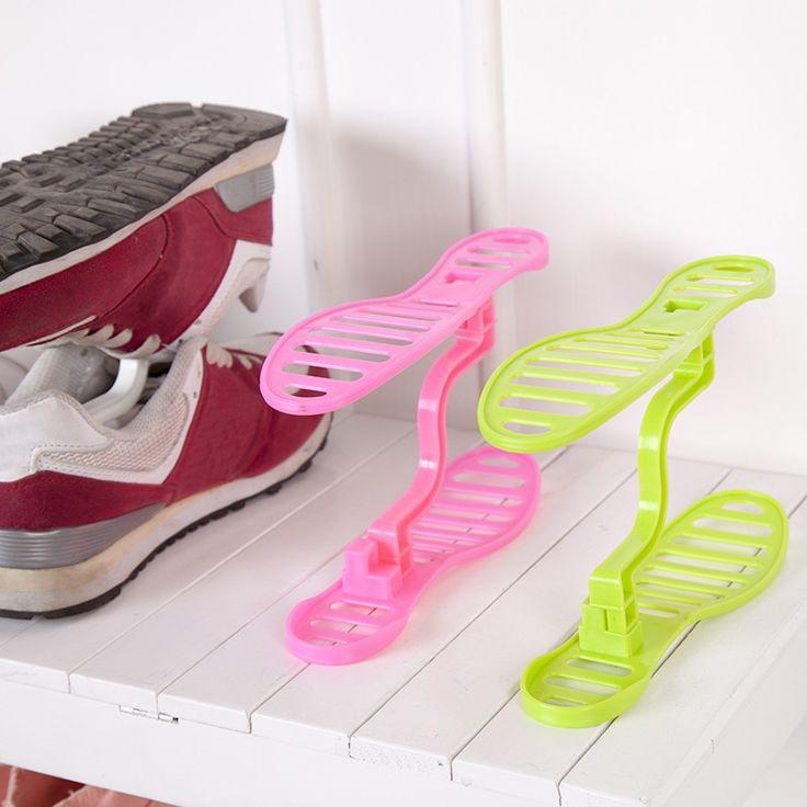 Percha para calzado directorio de almacenamiento y for Perchas para colgar botas