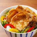 豚カラ風丼 by 東京ガス