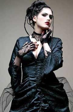 Готическая мода с фото: готика - стиль средневековья