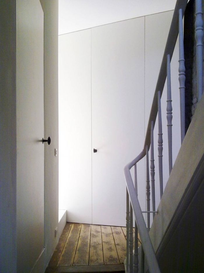 more contrast: Projects, Interior, Architecture, Ghent