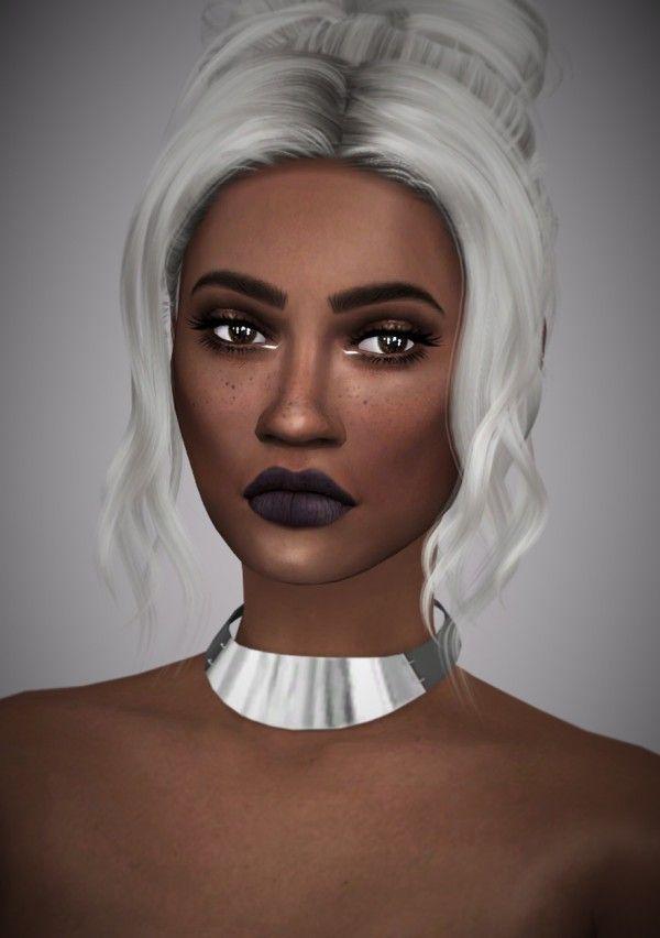 Sims 4 Kat Von D Shade Light Palette By Mac Sims 4 Cc S