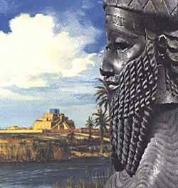 In 225 0BC, the Akkadian Empire was supposedly ruled from the city of Akkad, with a population of thirty-five thousand. However, the remains of the city have never been found.  Some believe they may lie irretrievable under modern Baghdad.  The city was said to have been destroyed by Gutian people, probably from what is now the Kurdish area of Iraq, but no remnants of the Gutians have been found either.  The city of Akkad was documented by royal inscription in Uruk, and in Genesis 10:10.