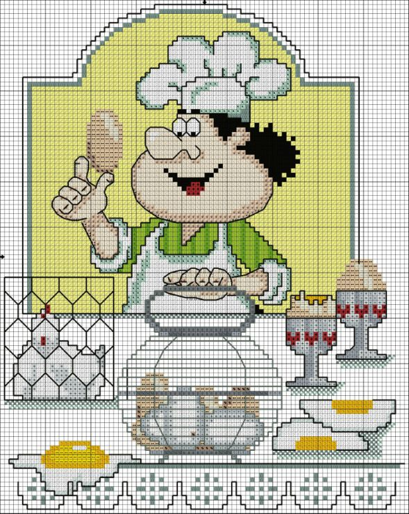 Best images about cross stitch food drink on