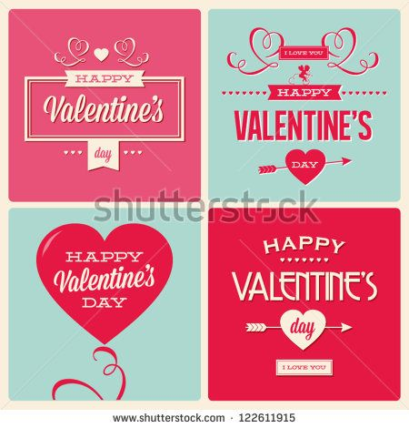 63 best Valentines Day design images on Pinterest  Hand drawn