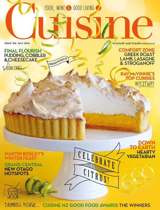 Issue 165: Celebrating citrus