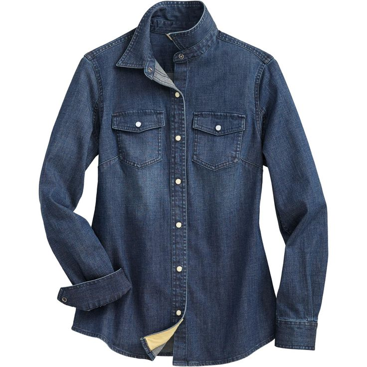 Our do-it-all DuluthFlex Denim shirt is built to move easy all day. Medium I think