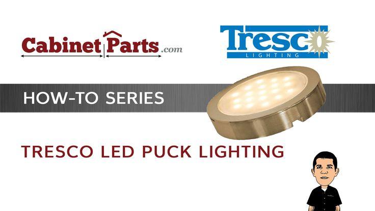 How to Install Tresco LED Lighting