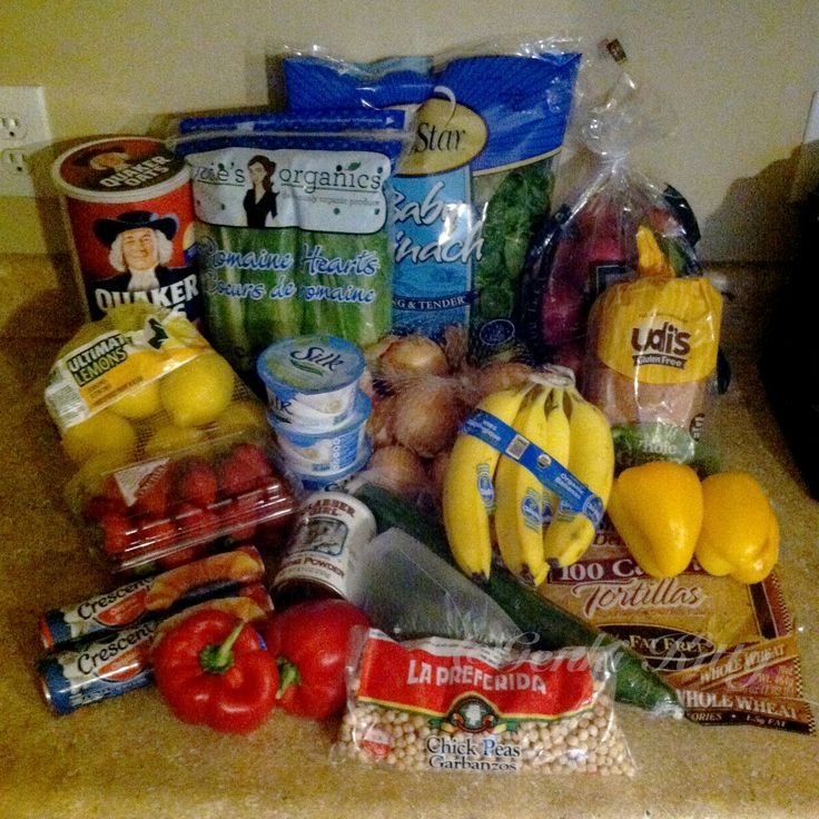 Vegan Grocery Haul October #2