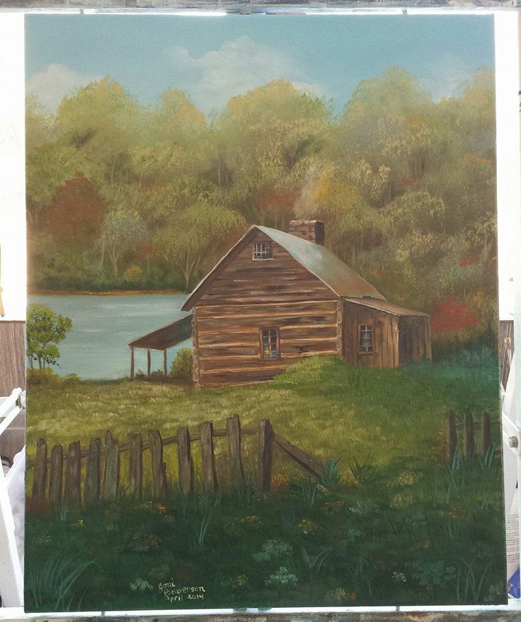 Painted by me. Inspired by Dorothy Dent. | MY Art work ...
