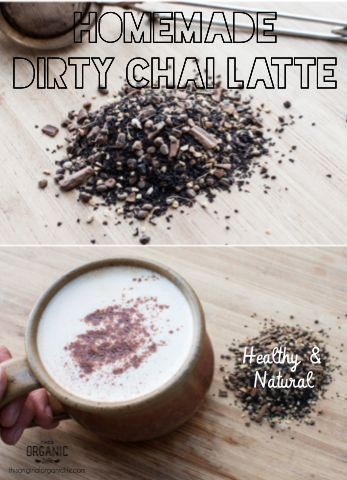 how to make a dirty chai drink