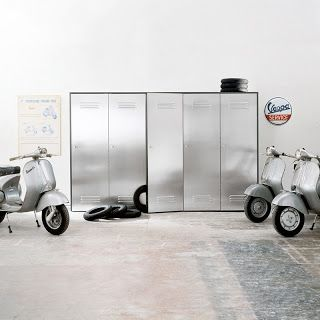 v e s p a m o r e: EmmeBi Design 'Citybox' e vespe