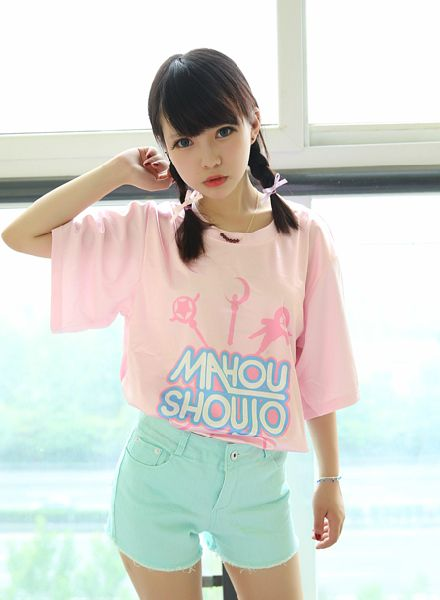 • kawaii pastel Asian fashion Japanese Fashion Harajuku street fashion pale Babydoll fairy kei Tokyo Fashion jfashion mahou shoujo asian girl dolly japan fashion monsterthigh •
