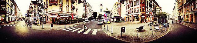 Frankfurt Bockenheim | Flickr - Fotosharing!