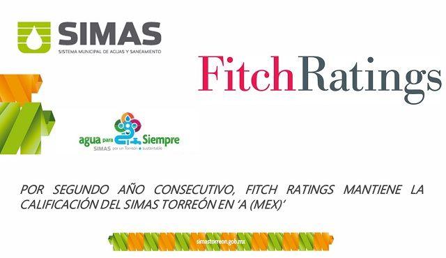 Por segundo año consecutivo, Fitch Ratings mantiene la perspectiva estable al ratificar la calificación de 'A(mex)' a la calidad cred...