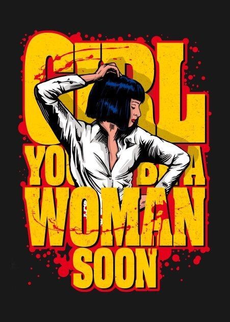 PULP GIRL by CappO