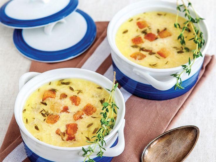 Mantar çorbası Tarifi - Türk Mutfağı Yemekleri - Yemek Tarifleri