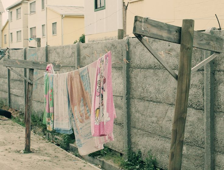 Laundry hangs out to dry in Chile. | Unbound #travel #photography