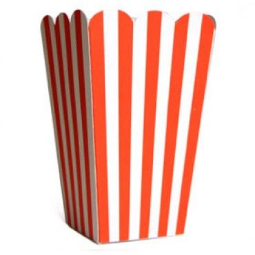 Treat Boxes Red Stripe - Party Shop :: Big Dreams