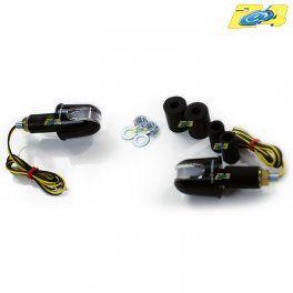 Embouts de Guidon Clignotant LED EC1- Homologué