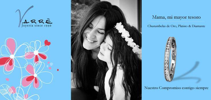 Nuestro compromiso contigo siempre  <3 <3 <3   Mama, mi mayor Tesoro... #argollasdematrimonio #bodas #añonuevo #miércoles #niños #compromiso #eshoradedisfrutar #novia #novio #primavera #anillodecompromiso #joyería #descuentos #churumbelas #mayo #parejas #díadelamama #eventos #mama #eshoradecompartir #bodaclick #boda #amor #promociones #anillos #aretes #gargantillas #bebes #momentos #fiesta