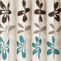 Teal Ariel Eyelet Curtains | Teal Eyelet Curtains | Cheap UK Delivery