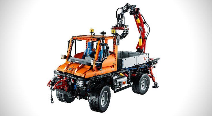 UNIMOG U400 LEGO