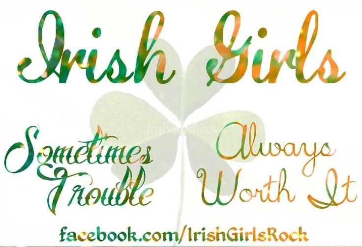 Irish girls rock