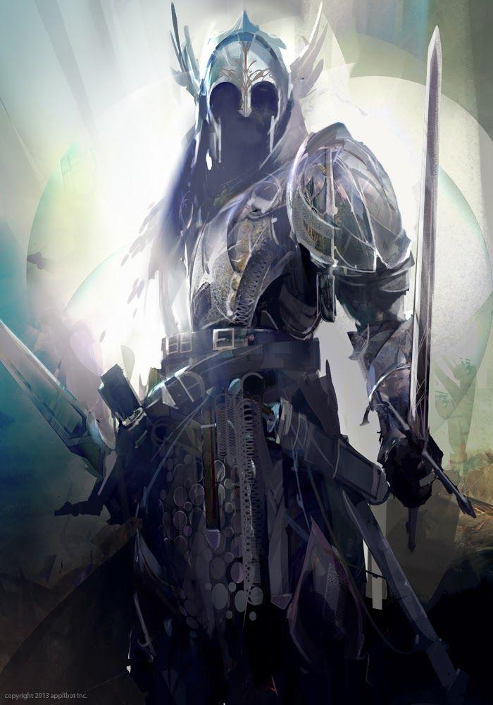 legendary warrior v logo insp character art fantasy art art