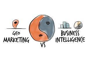 BI vs GeoMarketing - Como sacarles el máximo partido en iniciativas de negocio - Estrategias Ninja de Clienting