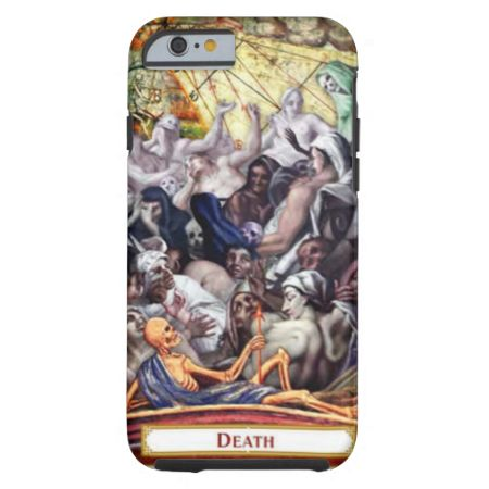 DEATH TAROT CARD TOUGH iPhone 6 CASE available here: http://www.zazzle.com/death_tarot_card_tough_iphone_6_case-256050820101373003?rf=238080002099367221&tc= $50.95 #tarot #iphone
