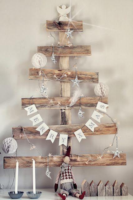 Beautiful Christmas home interior decoration!