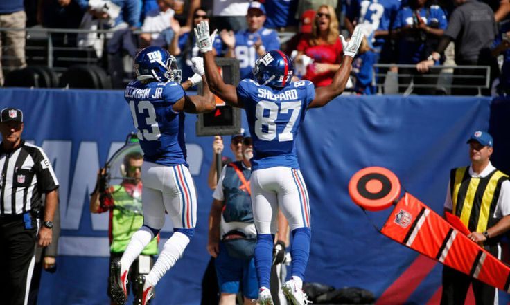 McMullen | Giants receivers are masking bigger issues on roster = It's not like Eli Manning isn't used to being responsible for the New York Giants' passing attack, but the veteran quarterback is facing expectations he may not be able to fulfill in the 2017 season. The Giants are loaded with talented pass catchers, starting with.....