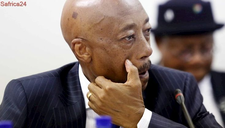 IN FULL  'You have already made a decision to dismiss me': Moyane's letter to Cyril