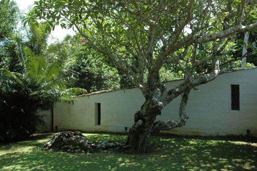 The A.S.H. De Silva House 1959, Galle. Geoffrey Bawa