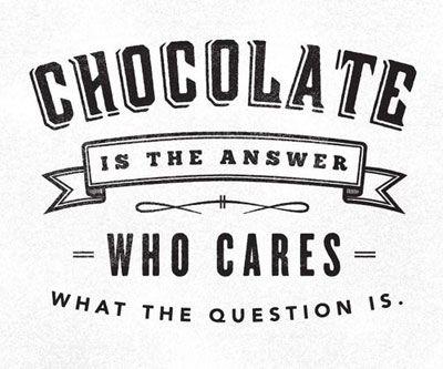 Oda al Chocolate a la hora del desayuno