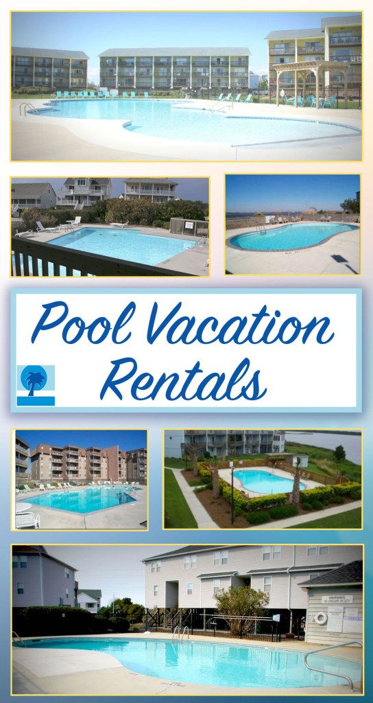 Like & Share if having a pool at your beach rental is a must!! Check out these excellent Topsail Island homes!! Book online now!