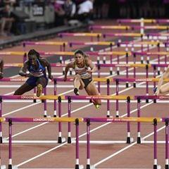 IAAF World Athletic Championships - Women's 100m Hurdles Final