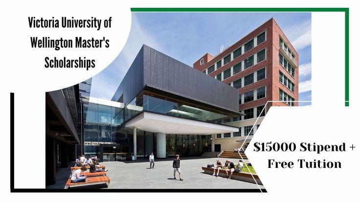 Master thesis scholarship