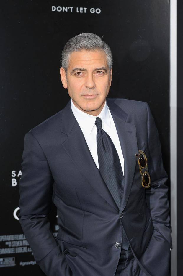 "George Clooney spielte Doug Ross in ""Emer tvgency Room"""