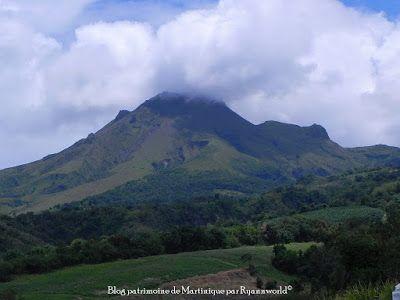 Le patrimoine de la Martinique raconté aux enfants: Trouve le nom des 7 communes non littorales de la Martinique