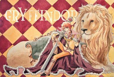 Harry Potter World: FUNDADORES MANGA