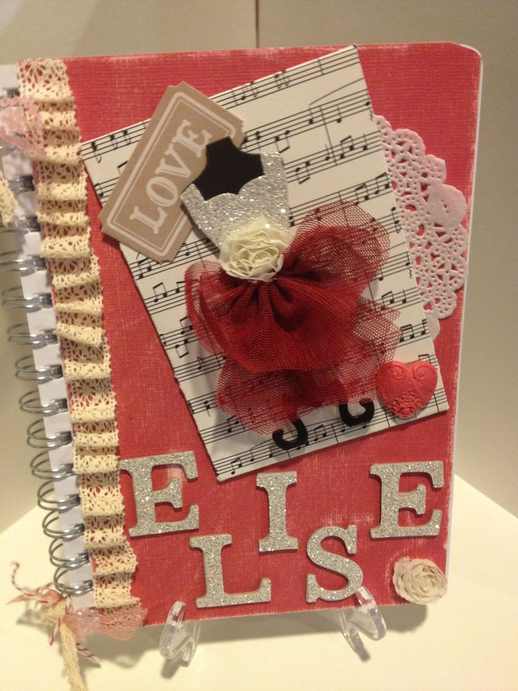 Journal Cover - All Stampin' Up Products