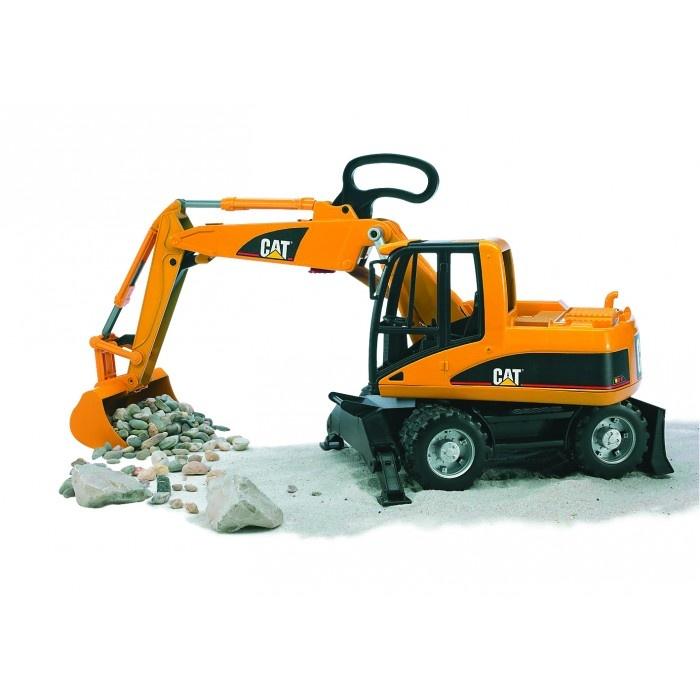 Bruder Grävmaskin Caterpillar - Lastbilar & Grävmaskiner - Bilar & Fordon - Leksaker - Produkter