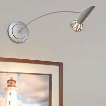 Bruck Lighting 131260 Scorpio Wall Display Light 131260 Resort Display Light  WATTS: Maximum 50W Lamp
