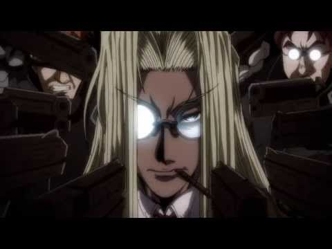 *GORE WARNING* Hellsing Ultimate amv - Enemies :: Editor: BecauseImBored1