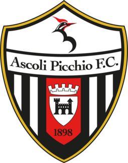 1898, Ascoli Picchio F.C. 1898 (Ascoli, Italy) #AscoliPicchioFC1898 #Ascoli #Italy (L8398)
