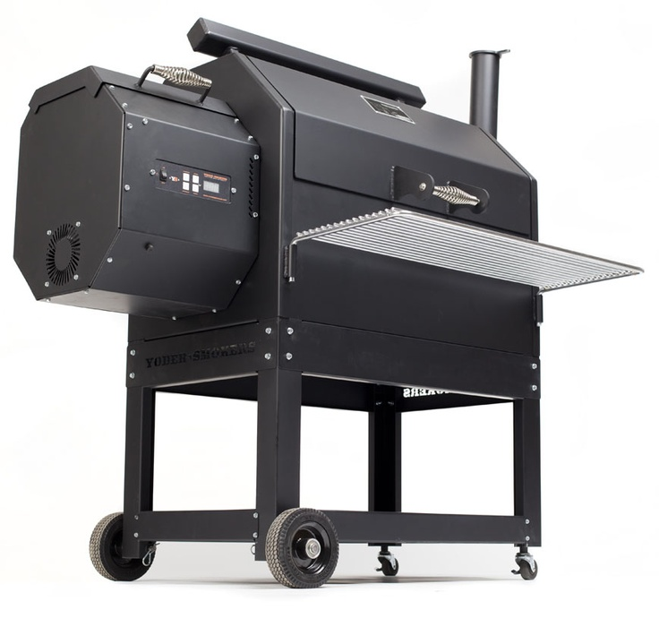 Yoder Smokers Ys480 And Ys640 Pellet Cookers Outdoor