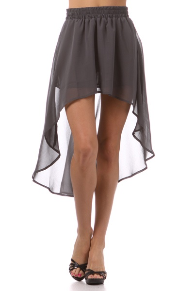 54 best high low skirts images on
