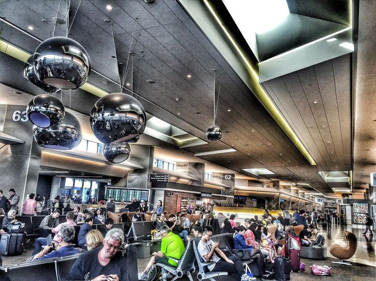 #SanFrancisco you have a mighty nice airport!