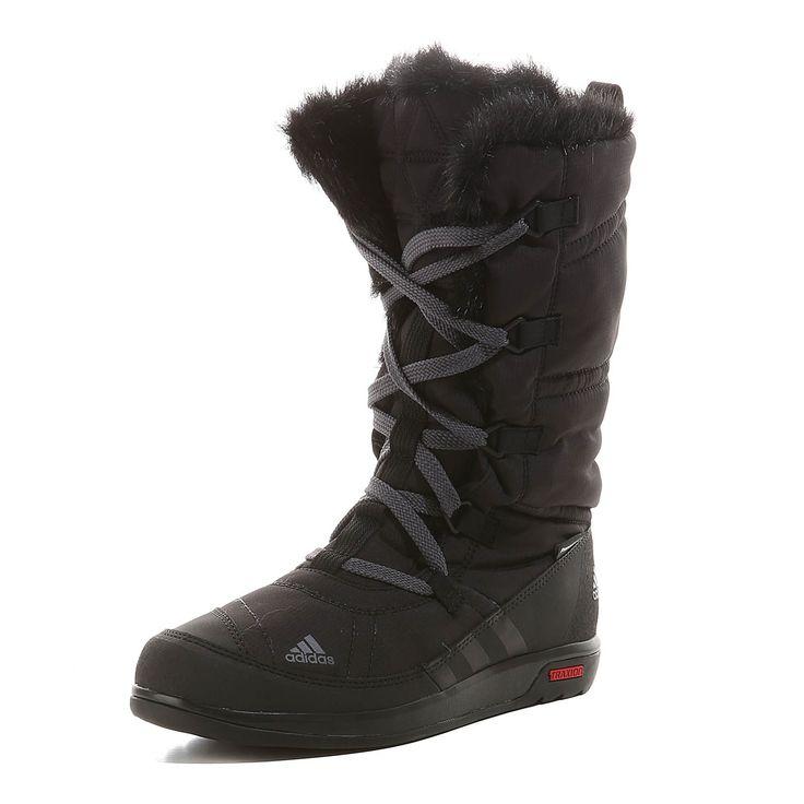 adidas | CH CHOLEAH LACEUP CP PL Winterstiefel Damen | schwarz | http://www.vaola.de/adidas-ch-choleah-laceup-cp-pl-winterstiefel-damen-schwarz.html 87